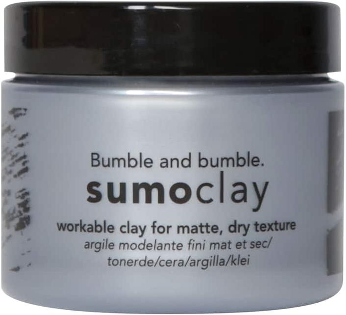 Hlína na modelování vlasů - Bumble And Bumble SumoClay — foto N1