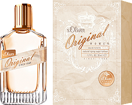 Parfémy, Parfumerie, kosmetika S. Oliver Original Women - Toaletní voda