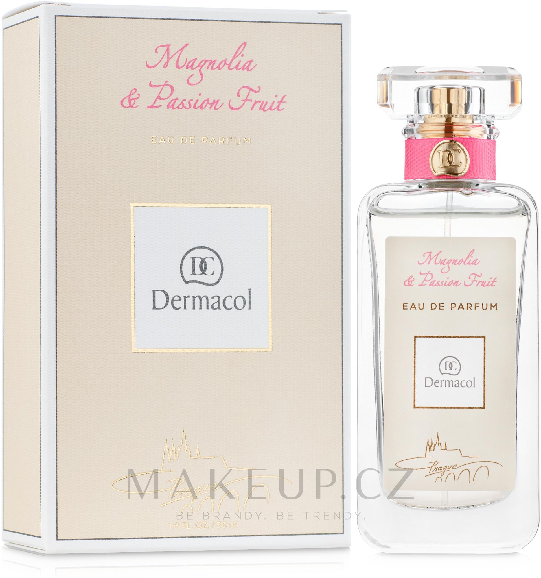 Dermacol Magnolia And Passion Fruit - Parfémovaná voda — foto 50 ml