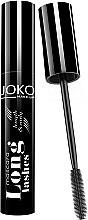 Parfémy, Parfumerie, kosmetika Řasenka pro objem a natočení řas - Joko Long Lashes Length&Curly Mascara