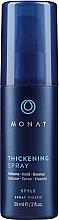 Parfémy, Parfumerie, kosmetika Sprej na vlasy - Monat Thickening Spray