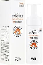 Parfémy, Parfumerie, kosmetika Čisticí pěna na obličej - Yadah Anti-Trouble Bubble Cleanser