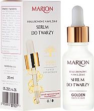Parfémy, Parfumerie, kosmetika Sérum na obličej, krk a dekolt - Marion Golden Skin Care