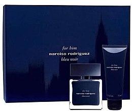 Parfémy, Parfumerie, kosmetika Narciso Rodriguez For Him Bleu Noir - Sada (edt/50ml + sh/gel/200ml)