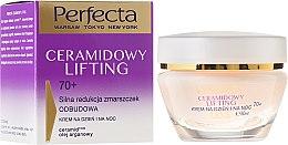 Parfémy, Parfumerie, kosmetika Krém proti stárnutí obličeje - Perfecta Ceramid Lift 70+ Face Cream