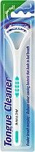 Parfémy, Parfumerie, kosmetika Škrabka na jazyk, bílo-zelená - Beauty Formulas Active Oral Care Tongue Cleaner