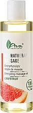 Parfémy, Parfumerie, kosmetika Energetický masážní olej s grapefruitem - Ava Laboratorium Aromatherapy Massage Energizing Massage Oil Grapefruit