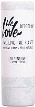 Parfémy, Parfumerie, kosmetika Tuhý deodorant pro citlivou pleť - We Love The Planet So Sensitive Deodorant Stick