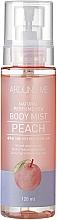 Parfémy, Parfumerie, kosmetika Tělová mlha Broskve - Welcos Around Me Natural Perfume Vita Body Mist Peach