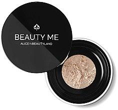 Parfémy, Parfumerie, kosmetika Minerální kompaktní pudr - Alice In Beautyland Beauty Me Mineral Foundation