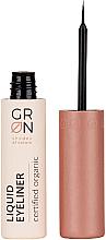 Parfémy, Parfumerie, kosmetika Tekuté oční linky - GRN Liquid Eyeliner Black Tourmaline