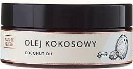 Parfémy, Parfumerie, kosmetika Kokosový tělový olej - Nature Queen Cooconut Oil
