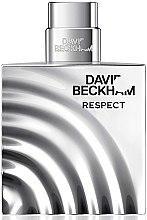 Parfémy, Parfumerie, kosmetika David Beckham Respect - Toaletní voda (tester s víčkem)