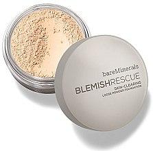 Parfémy, Parfumerie, kosmetika Sypký pudr na obličej - Bare Escentuals Bare Minerals Blemish Rescue Skin-Clearing Loose Powder Foundation