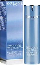 Parfémy, Parfumerie, kosmetika Emulze na obličej - Orlane Anti-Fatigue Absolute Detox Emulsion
