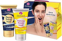 Parfémy, Parfumerie, kosmetika Sada - Dermacol Beauty Mask Set (mask/150ml + mask/150ml)