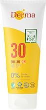 Parfémy, Parfumerie, kosmetika Mléko na opalovaní - Derma Sun Lotion SPF30