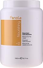 Parfémy, Parfumerie, kosmetika Regenerační vyživující maska pro suché a lámavé vlasy - Fanola Nourishing Restructuring Mask