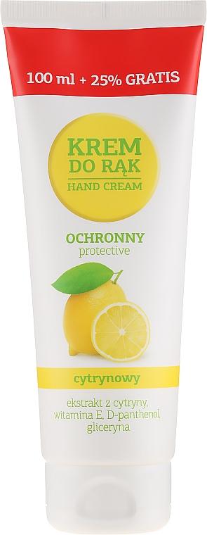 Ochranný krém na ruce citronový - VGS Polska Hand Cream