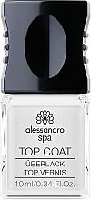 Parfémy, Parfumerie, kosmetika Top pro gel lak - Alessandro International Top Coat