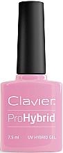 Parfémy, Parfumerie, kosmetika Gel lak na nehty - Clavier ProHybrid UV Hybrid Gel