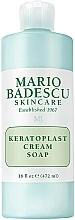 Parfémy, Parfumerie, kosmetika Krémové pleťové mýdlo, exfoliační - Mario Badescu Keratoplast Cream Soap