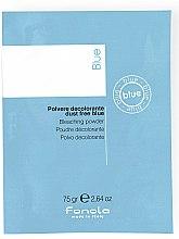 Parfémy, Parfumerie, kosmetika Prášek na zesvětlení vlasů, světle modrý - Fanola De-Color Compact Blue (tester)