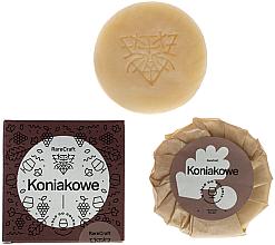 Parfémy, Parfumerie, kosmetika Mýdlo na holení Koňak - RareCraft Soap