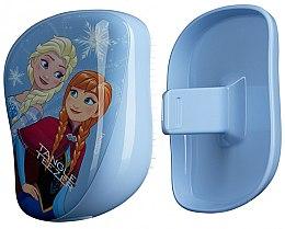 Parfémy, Parfumerie, kosmetika Kompaktní kartáč na vlasy - Tangle Teezer Compact Styler Disney Frozen Brush