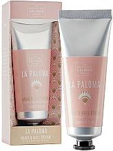 Parfémy, Parfumerie, kosmetika Krém na ruce a nehty - Scottish Fine Soap La Paloma Hand & Nail Cream
