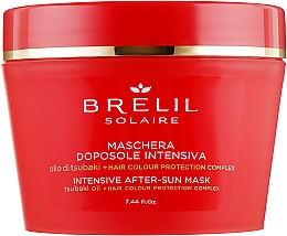 Parfémy, Parfumerie, kosmetika Maska na vlasy po slunci - Brelil Solaire Intensive After-Sun Musk
