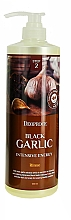 Parfémy, Parfumerie, kosmetika Vlasová maska s extraktem z černého česneku - Deoproce Black Garlic Intensive Energy Hair Pack