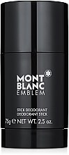 Parfémy, Parfumerie, kosmetika Montblanc Emblem - Deodorant v tyčince