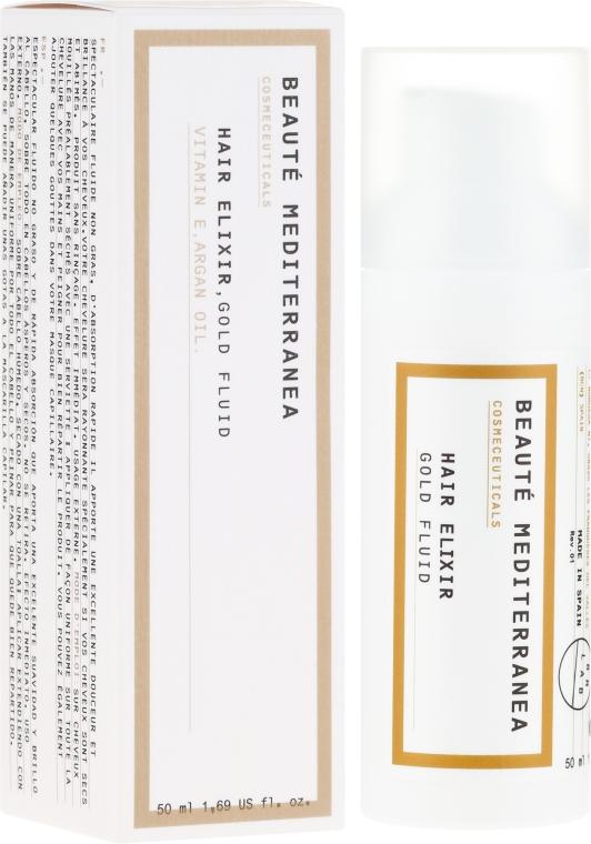 Elixír pro vlasy - Beaute Mediterranea Capilar Hair Elixir