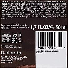 Hydratační krém na obličej - Bielenda Botanic Formula Hemp Oil + Saffron Moisturizing Cream — foto N3