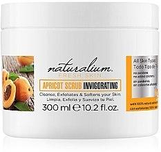 Parfémy, Parfumerie, kosmetika Energetický peeling pro tělo - Naturalium Fresh Skin Apricot