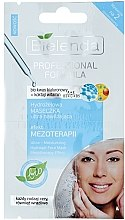 Parfémy, Parfumerie, kosmetika Hydrogelová ultra-hydratační maska s efektem mezoterapií - Bielenda Professional Formula