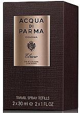 Parfémy, Parfumerie, kosmetika Acqua di Parma Colonia Ebano Travel Spray Refills - Kolínská voda