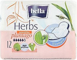 Parfémy, Parfumerie, kosmetika Vložky Panty Herbs Plantago, 12ks. - Bella