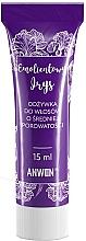 Parfémy, Parfumerie, kosmetika Kondicionér pro vlasy se střední poréžností - Anwen Emollient Iris Conditioner (mini)