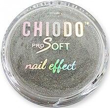 Parfémy, Parfumerie, kosmetika Holografický pyl pro design nehtů - Chiodo Pro Soft