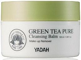 Parfémy, Parfumerie, kosmetika Čisticí balzám na obličej se zeleným čajem - Yadah Green Tea Pure Cleansing Balm