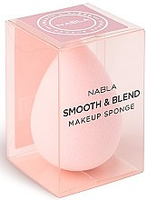 Parfémy, Parfumerie, kosmetika Houbička na líčení - Nabla Smooth & Blend Makeup Sponge