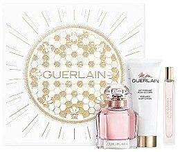 Parfémy, Parfumerie, kosmetika Guerlain Mon Guerlain Florale - Sada (edp/50ml + edp/10ml + b/lot/75ml)