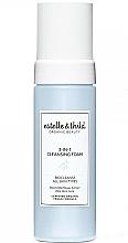 Parfémy, Parfumerie, kosmetika Osvěžující čisticí pěna trojité akce - Estelle & Thild BioCleanse 3in1 Cleansing Foam