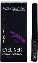 Parfémy, Parfumerie, kosmetika Oční linka - FacEvolution Eyeliner Eyelash Formula