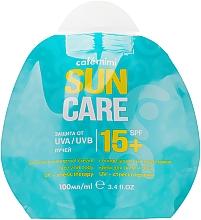 Parfémy, Parfumerie, kosmetika Ochranný krém proti slunci na obličej a tělo voděodolný SPF15+ - Cafe Mimi Sun Care