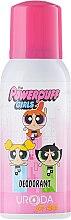 Parfémy, Parfumerie, kosmetika Deodorant - Uroda for Kids The Powerpuff Girls Deodorant