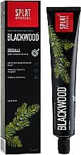 Parfémy, Parfumerie, kosmetika Zubní pasta Blackwood - SPLAT Special