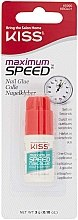 Parfémy, Parfumerie, kosmetika Lepidlo na nehty - Kiss Maximum Speed Nail Glue